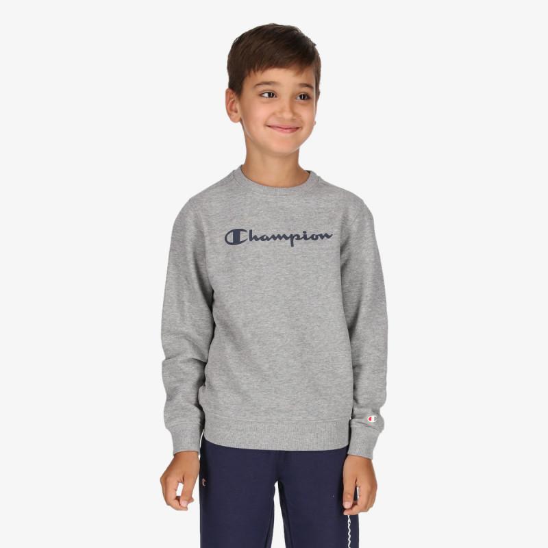 CHAMPION dječja majica bez kragne BOYS BASIC