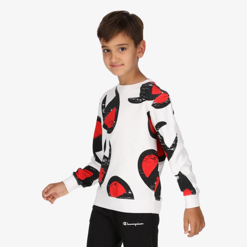 CHAMPION dječja majica bez kragne BOYS ROCH
