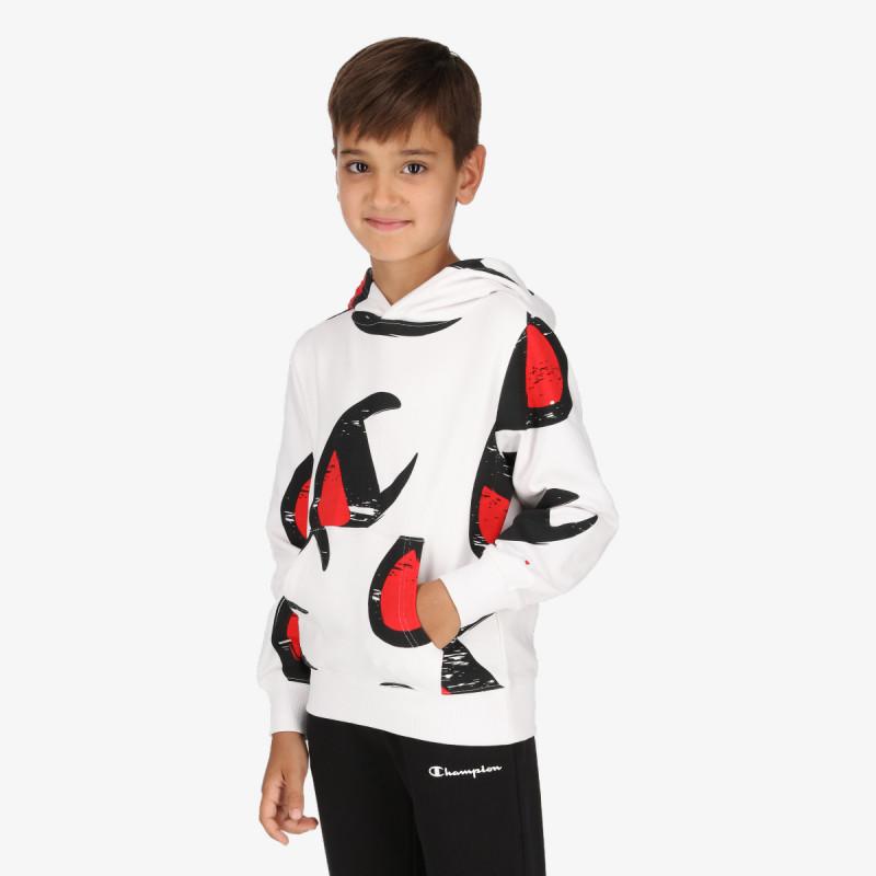 CHAMPION dječja majica s kapuljačom BOYS ROCH