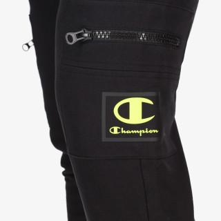 CHAMPION hlače RUBBER LOGO CARGO
