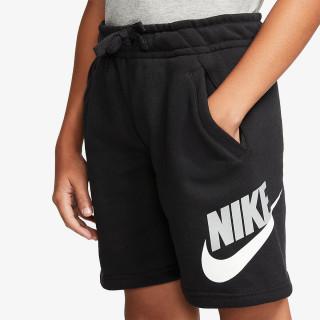 NIKE dječje kratke hlače B NSW CLUB + HBR FT