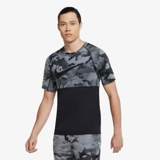 NIKE t-shirt M NK SS SLIM CAMO