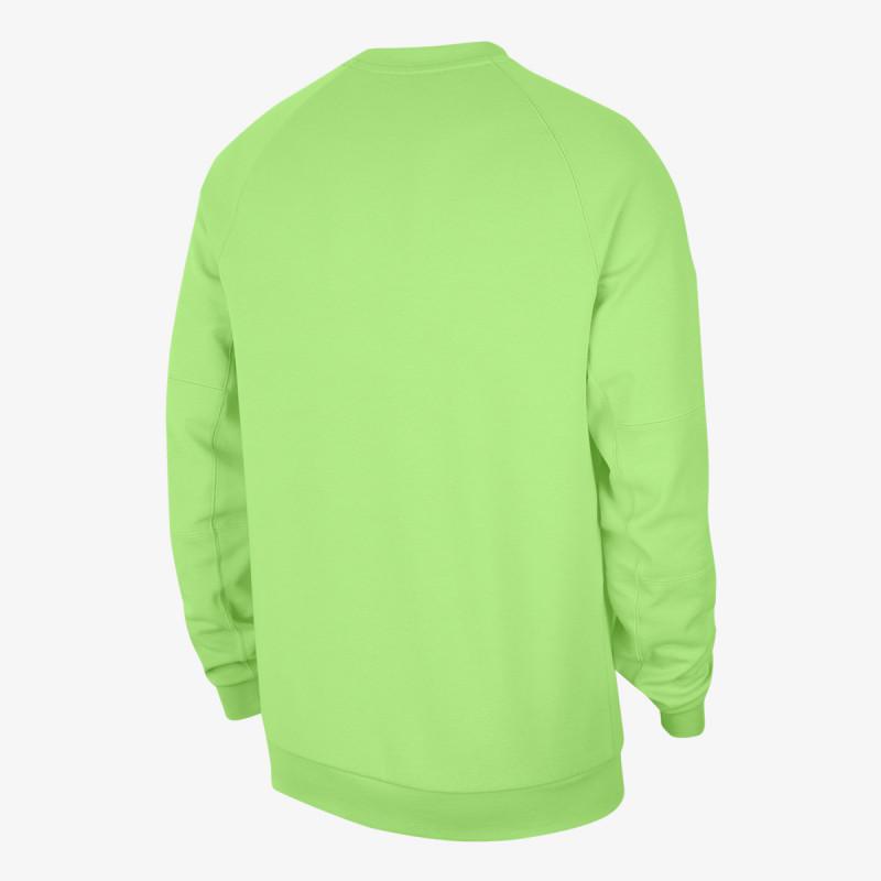 NIKE majica bez kragne M NSW MODERN CRW FLC HBR