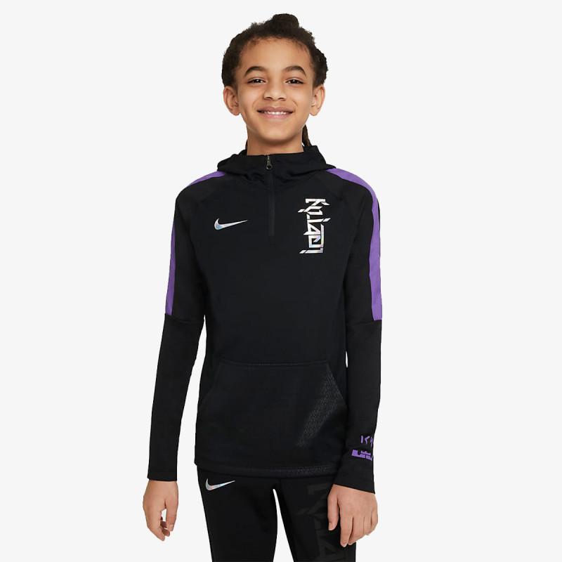 NIKE dječja majica s kapuljačom KM Y NK DRY