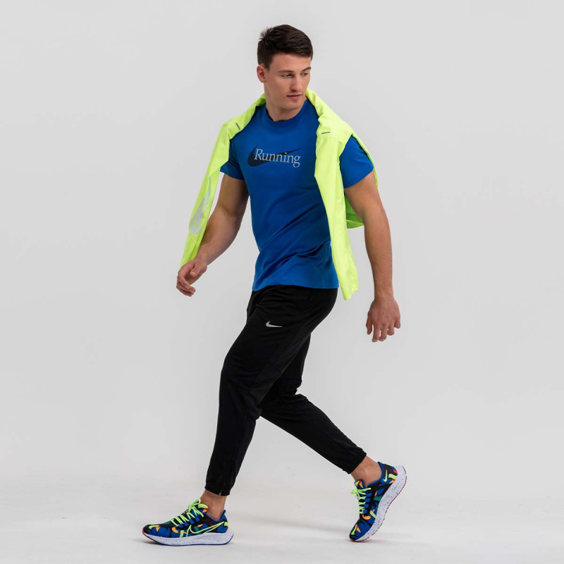NIKE t-shirt U NK DF TEE HBR