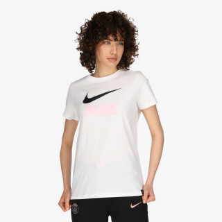 NIKE t-shirt PSG W NK SWOOSH CLUB TEE