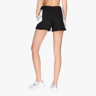 NIKE kratke hlače W NSW HERITAGE MR