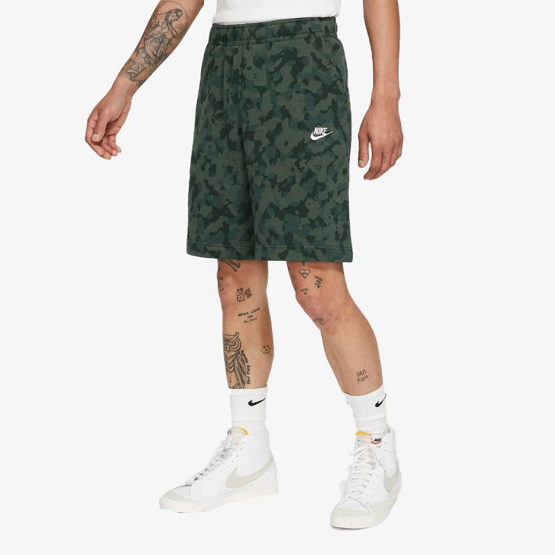NIKE kratke hlače M NSW CLUB FT CAMO