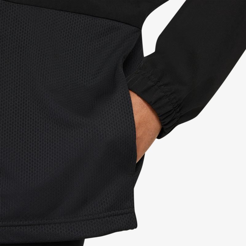 NIKE majica s kapuljačom na patent W NP CLN FZ HD TOP WOVEN GRX