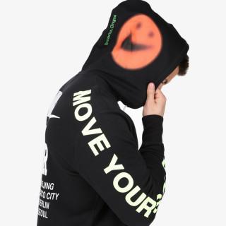 NIKE majica s kapuljačom M NSW PO FT WTOUR