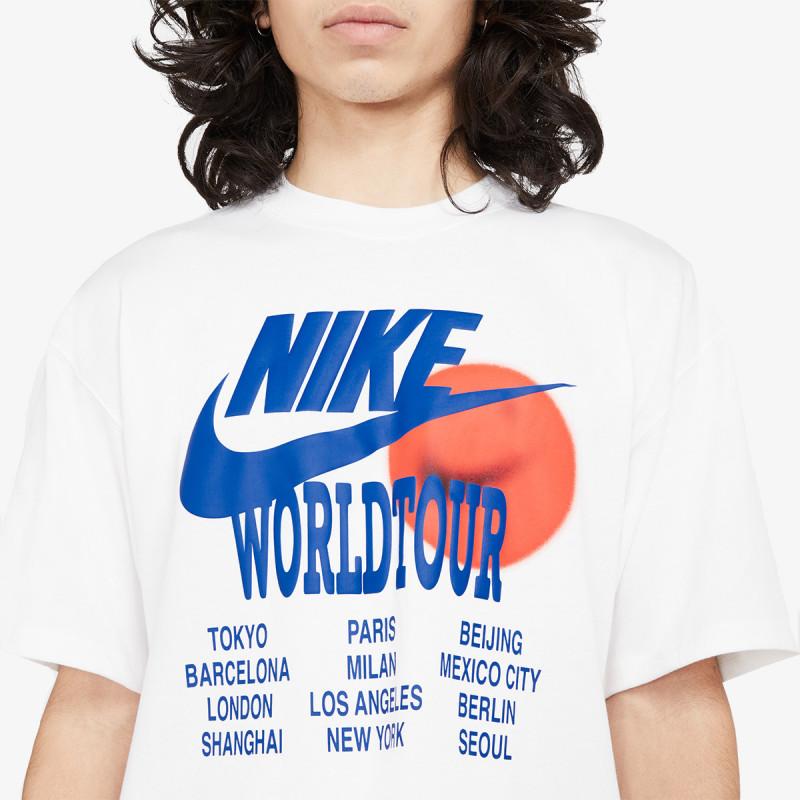 NIKE majica kratkih rukava M NSW TEE WORLD TOUR