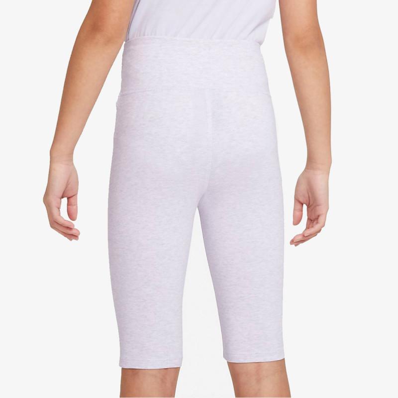 NIKE dječji kratke hlače G NSW BIKE 9 IN