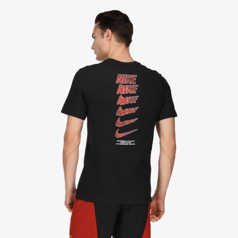 NIKE t-shirt M NK DF TEE SLUB SSNL GX SU21