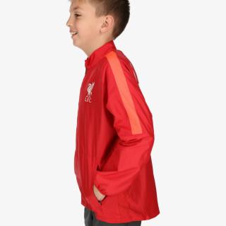 NIKE dječja majica dugih rukava s patentom LFC YNK DF RPL ACDMY AWF JKT