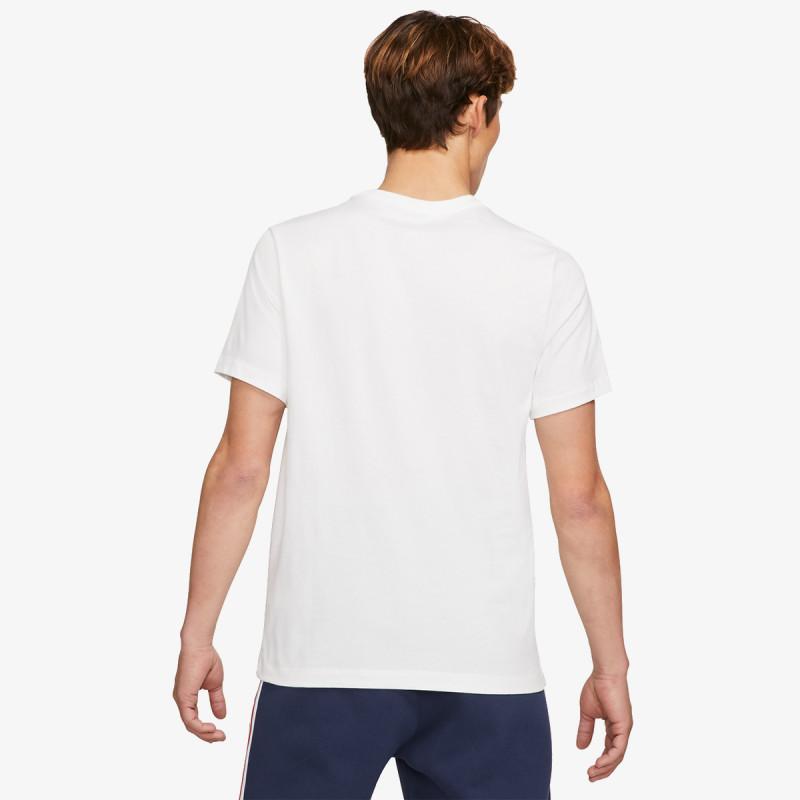 NIKE t-shirt M J PSG WORDMARK TEE