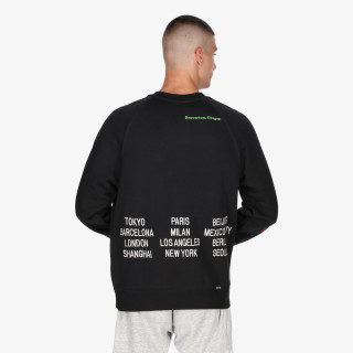 NIKE majica bez kragne M NSW FT CRW WTOUR