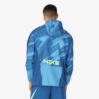 NIKE majica s kapuljačom na patent M NK DF SC WVN HD JKT