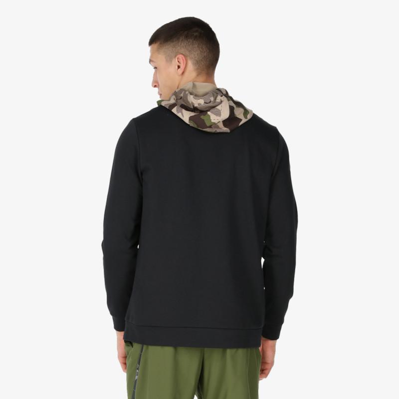 NIKE majica s kapuljačom na patent M NK DF FZ FA CAMO