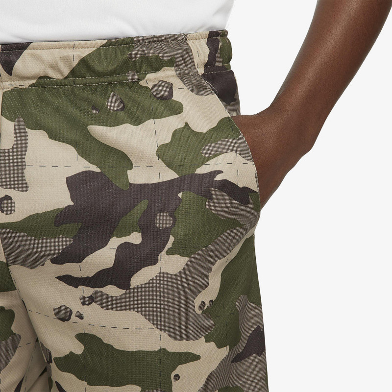 NIKE kratke hlače M NK DF CAMO AOP 5.0