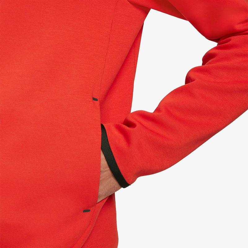 NIKE majica s kapuljačom na patent LFC M NSW TCH FLC FZ WR