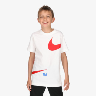 NIKE dječji t-shirt B NSW SWOOSH PACK FA21