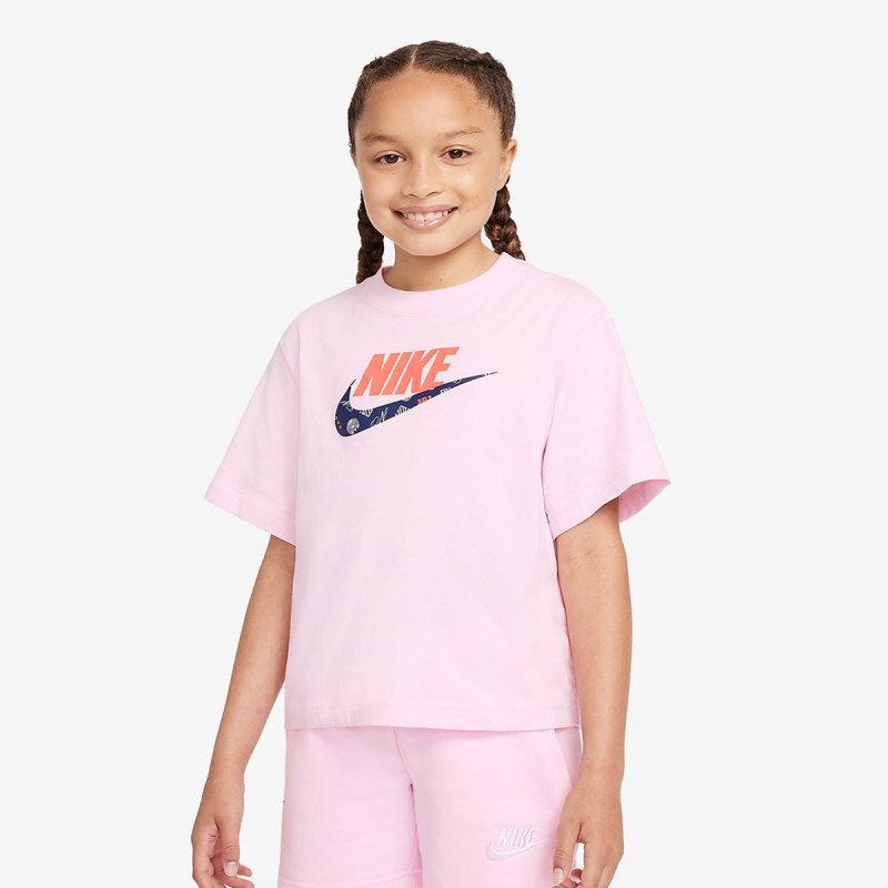 NIKE dječji t-shirt G NSW TEE BOXY RTL