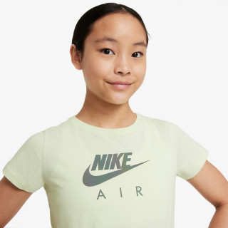 NIKE dječji t-shirt G NSW TEE CROP AIR