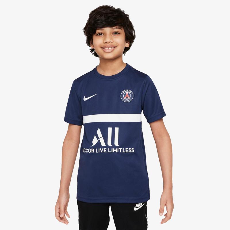 NIKE dječji t-shirt PSG YNK DF ACDPR TOP SS ESN