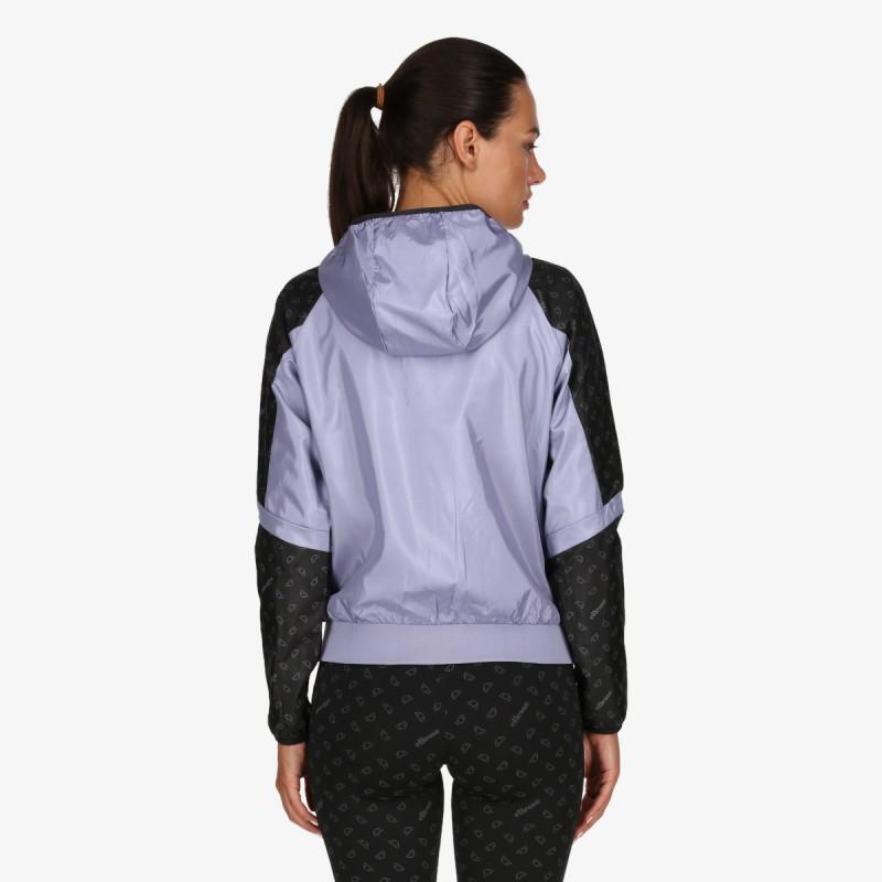 ELLESSE majica s kapuljačom na patent LADIES