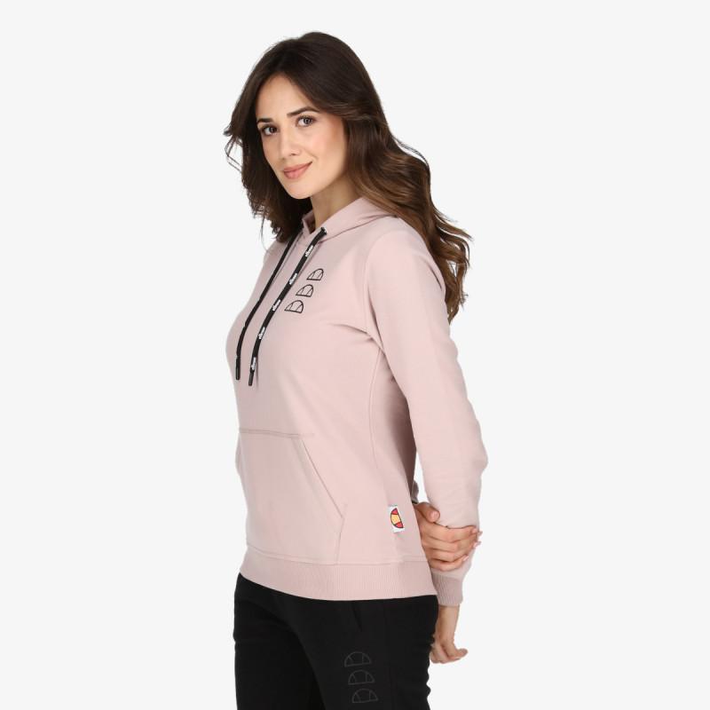 ELLESSE majica s kapuljačom LADIES ITALIA