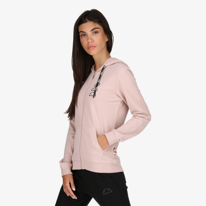 ELLESSE majica s kapuljačom na patent LADIES ITALIA