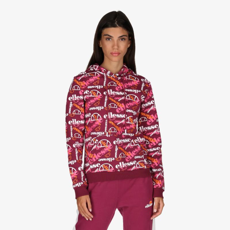 ELLESSE majica s kapuljačom LADIES HERITAGE
