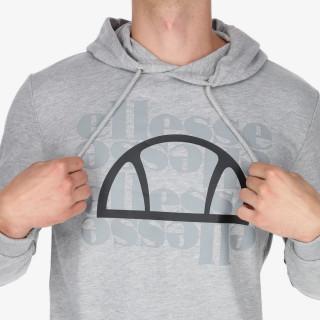 ELLESSE majica s kapuljačom MENS HERITAGE