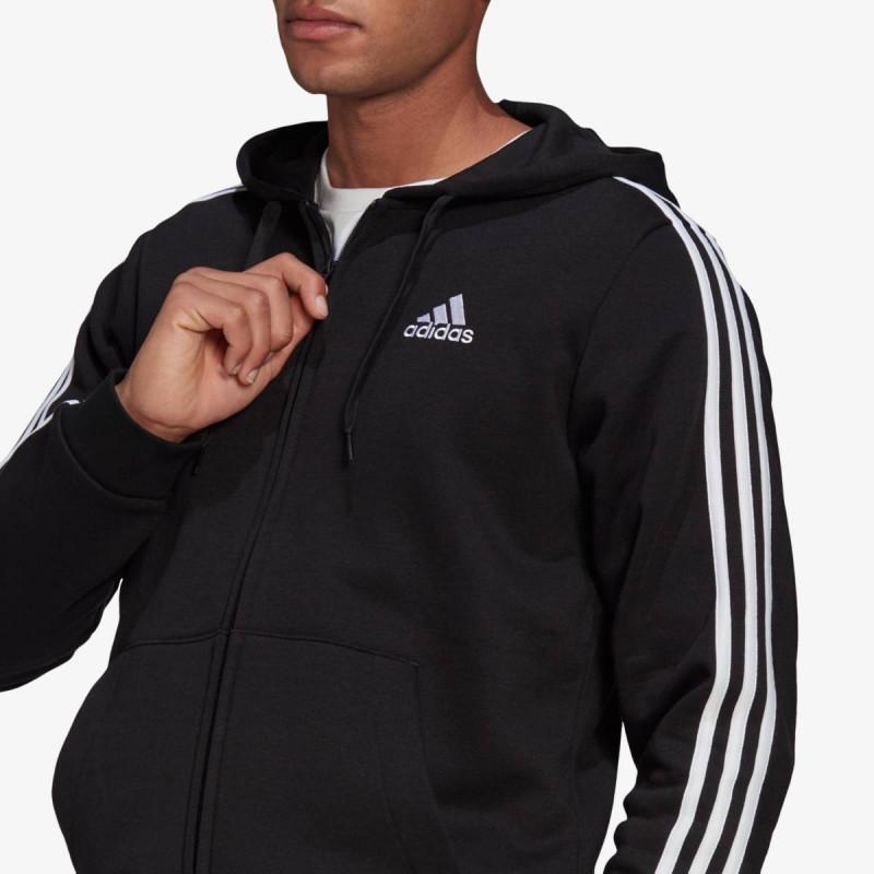 adidas majica s kapuljačom M 3S FL FZ HD