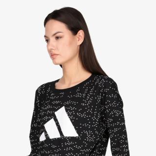 adidas majica bez kragne W WIN CREW