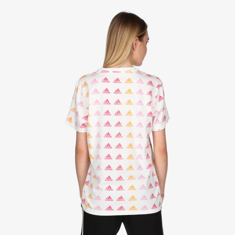 adidas t-shirt W FAV Q2 OV T