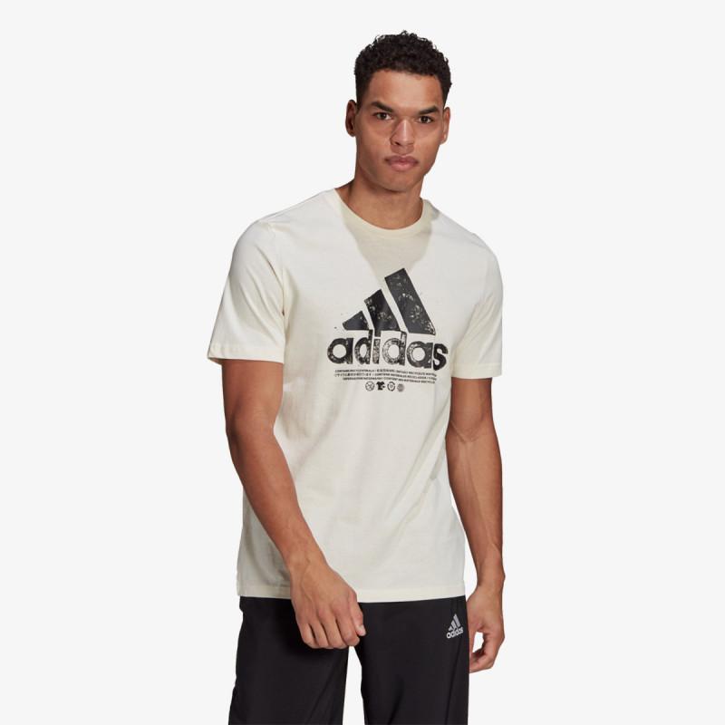 adidas t-shirt M REC LG T