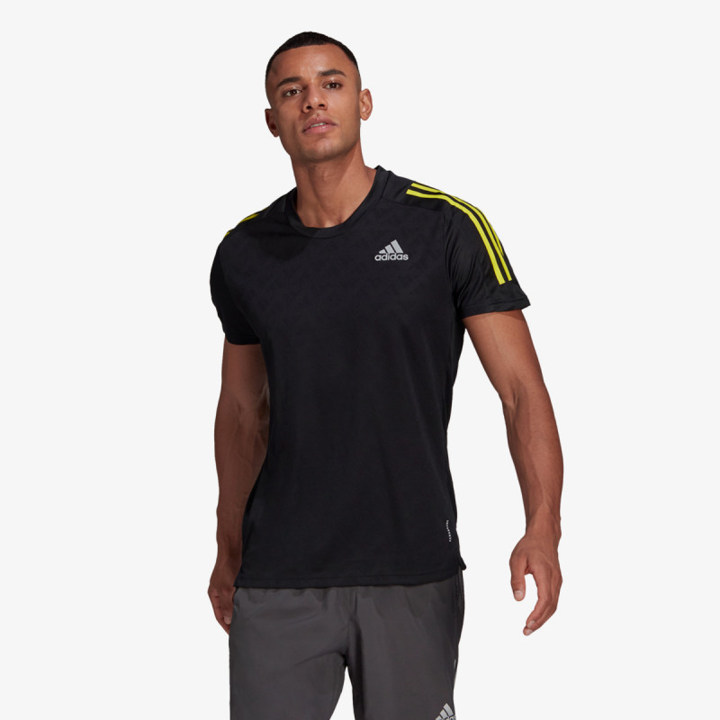 adidas t-shirt OWN THE RUN TEE