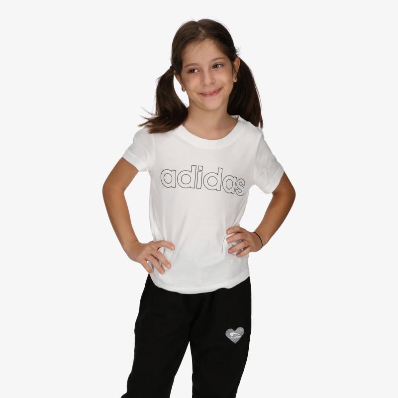 adidas dječji t-shirt G LIN T