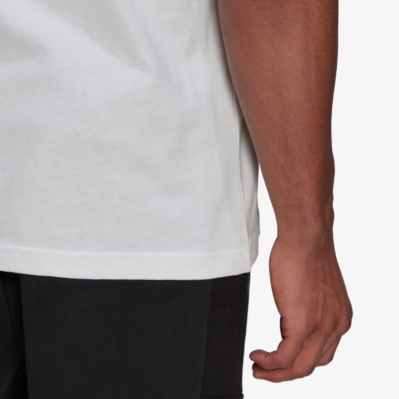 adidas t-shirt MOUNTAIN TEE M