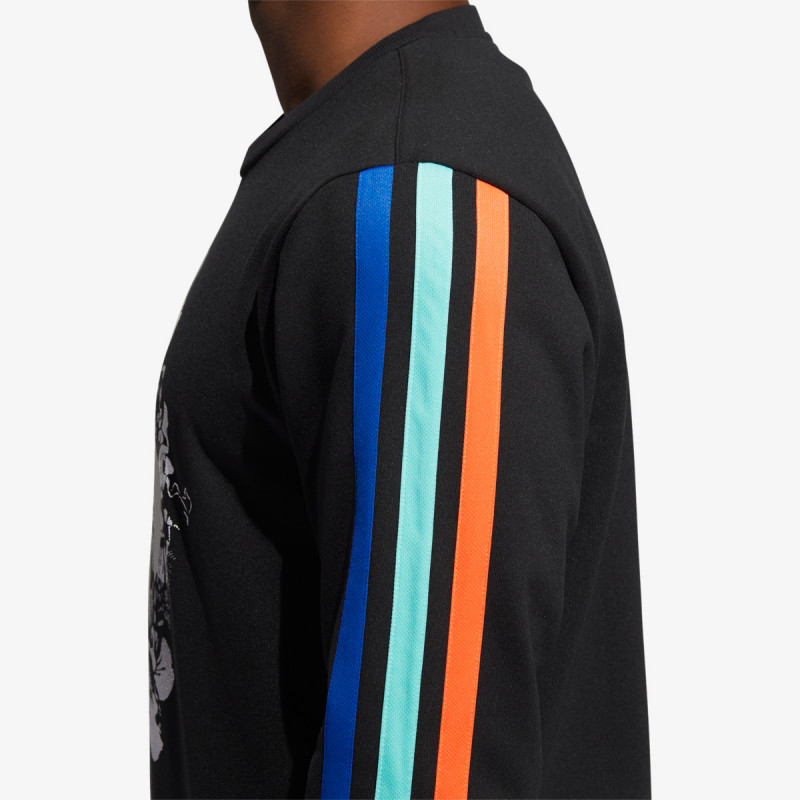 adidas majica bez kragne HARDEN FLE