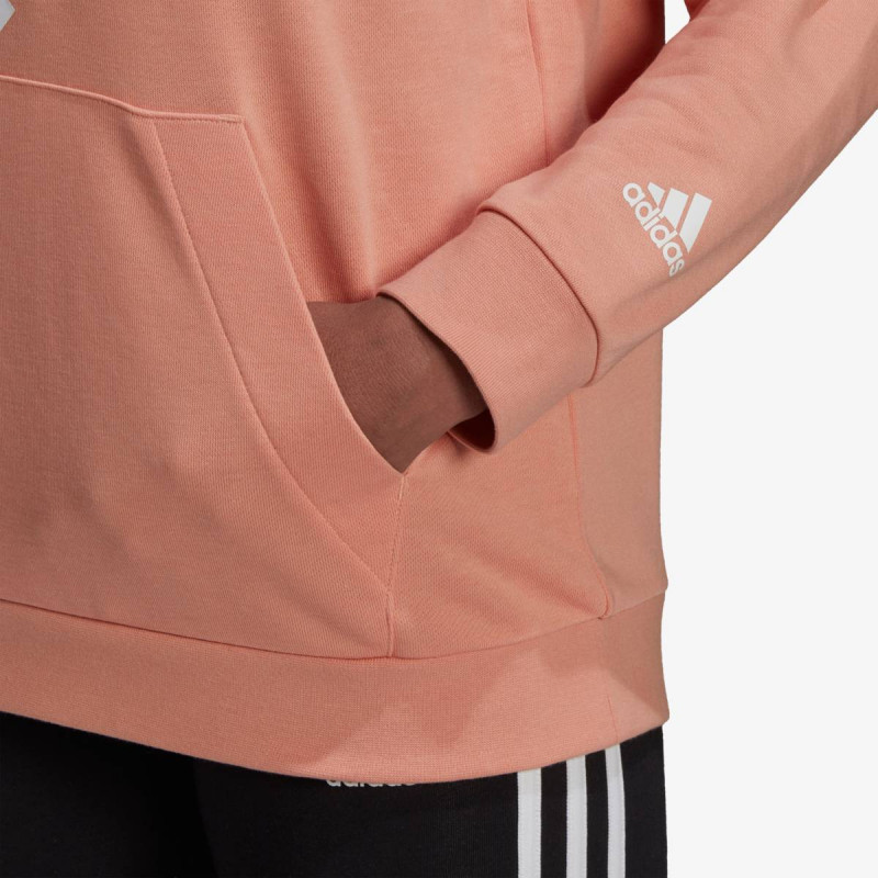 adidas majica s kapuljačom W Q3 BLUV HD