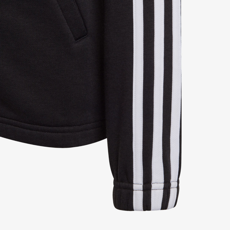 adidas dječja majica s kapuljačom G 3S FL FZ HD