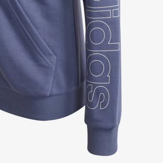 adidas dječja majica s kapuljačom G LIN FZ HD