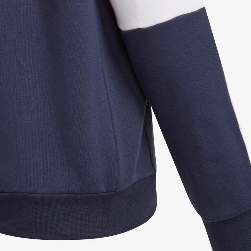 adidas dječja majica s kapuljačom B CB FL HD