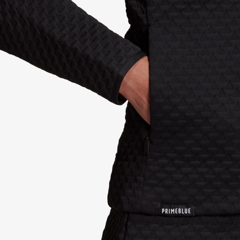 adidas majica s kapuljačom W ZNE FZ PB RDY