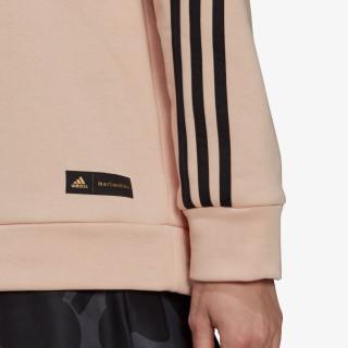 adidas majica s kapuljačom W SPW M Hd