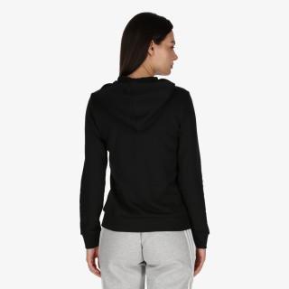 adidas majica s kapuljačom W LIN FT FZ HD