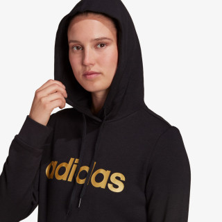 adidas majica s kapuljačom W LIN FT HD