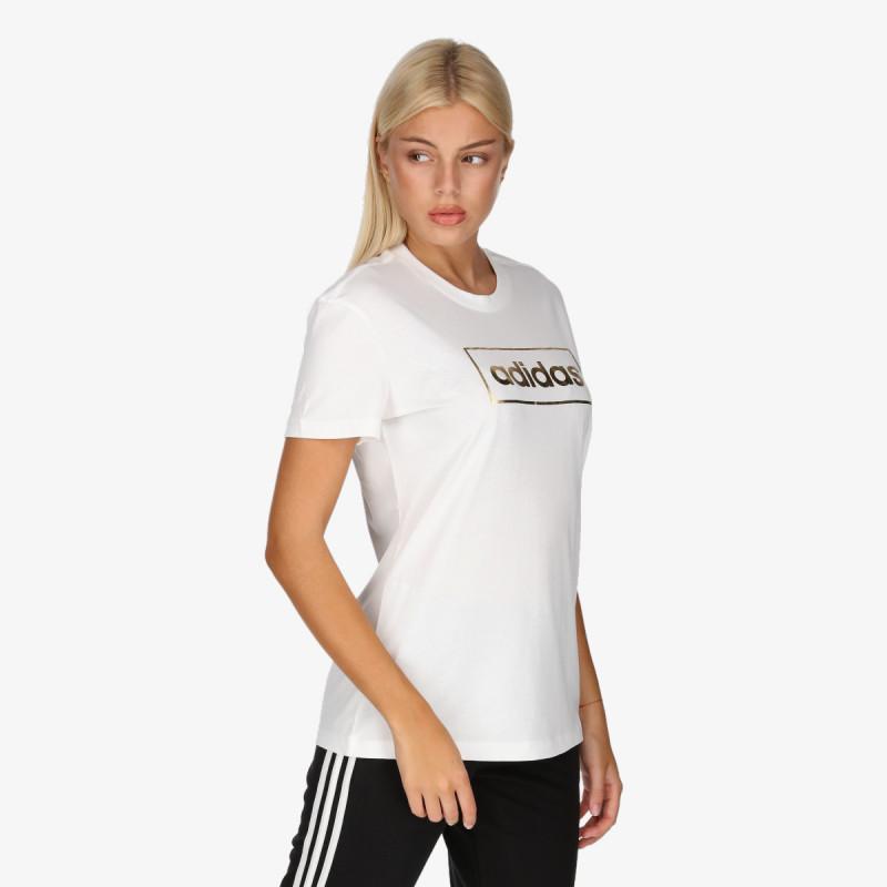 adidas t-shirt W FL BX G T